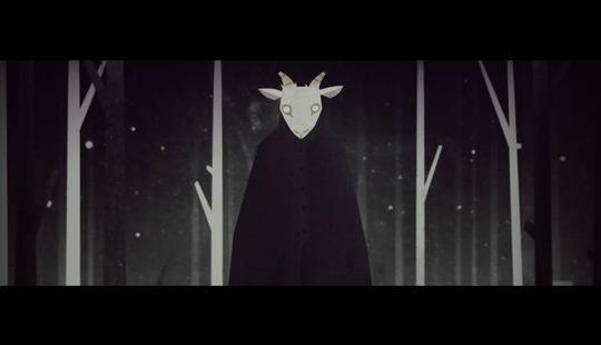 Year Walk goat man