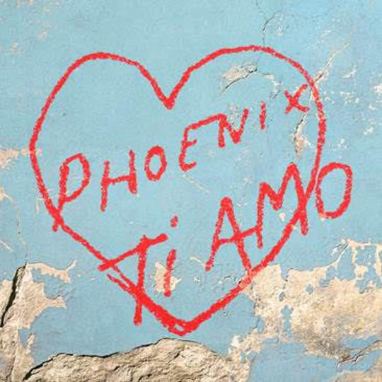 Album Review Phoenix Ti Amo Releases Releases Drowned In Sound