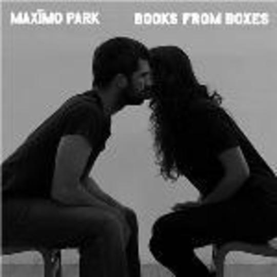Maximo Park Books From Boxes