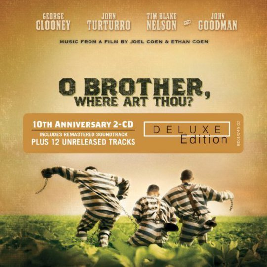 O Brother Where Art Thou Soundtrack Deluxe Edition Album Review: Various ...
