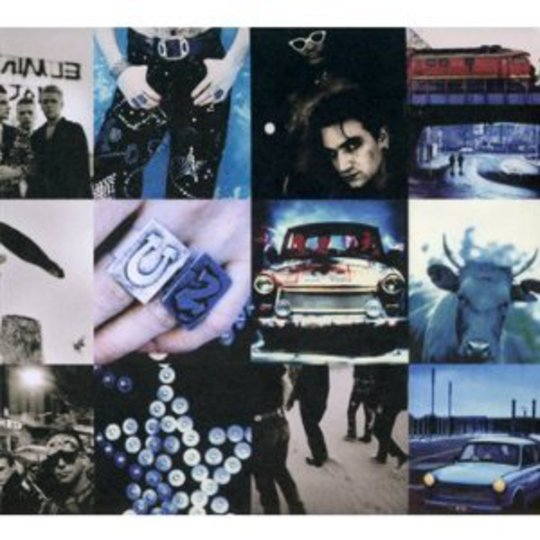 Album Review U2 Achtung Baby 20th Anniversary Deluxe